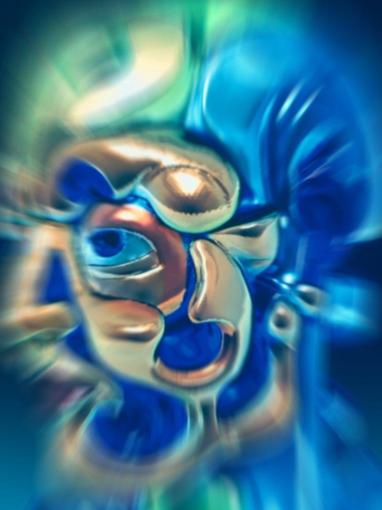 Eternal Thoughts NFT - Blur